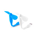 Whizzy USB Portable Fan 2 Pack