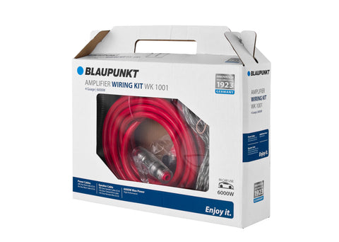 Blaupunkt Amplifier Wiring Kit (WK 1001)