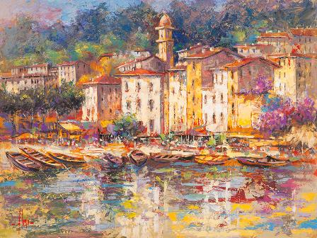 Canvas Prints - Portofino | NextBuy