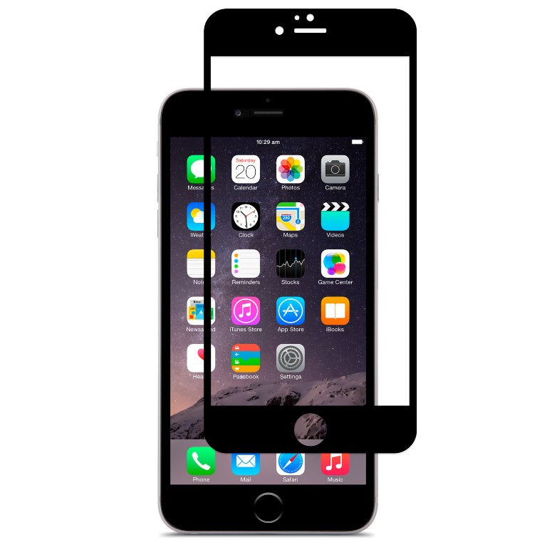 iPhone6+ 5D Anti Blue-ray screen protector - Black  Screen Protector
