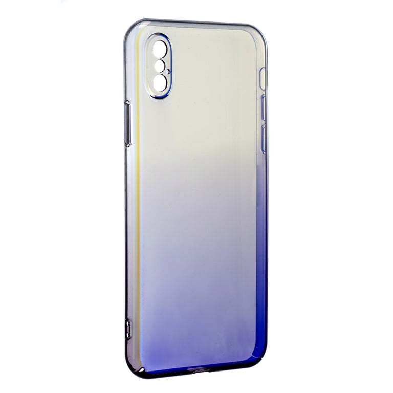iPhone X Protective Case (Purple)
