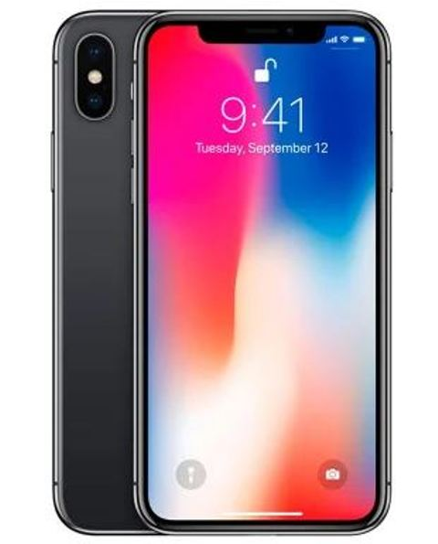 Apple iPhone X 256GB CPO - Grade A