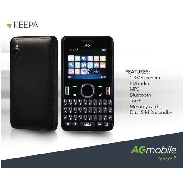 AG Keepa - Pre-owned (CPO)  Mobile Phones
