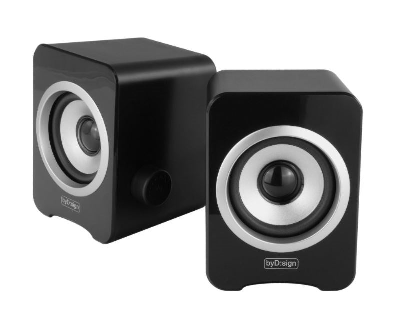 By D: Sign Multi Media Speakers MM114