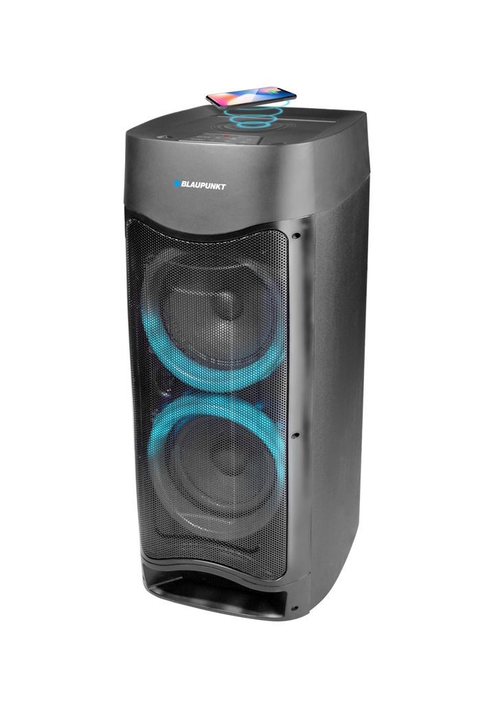 Blaupunkt 800W Party System With Wireless Charging - Gigabeat 60  Home Theatre System