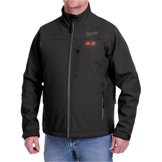 Men's Black Heated Jacket Kit