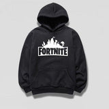 Fortnite Print Long Sleeve Pullover