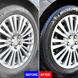 Tire-wheel dedicated Refurbishing agent