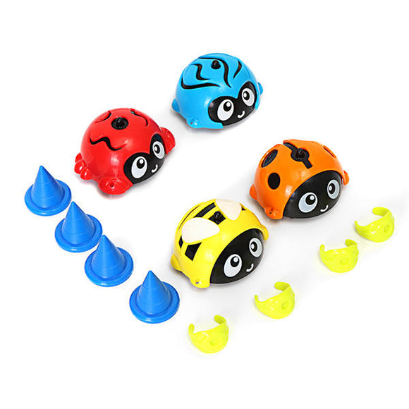 Newest Children Gifts Mini Pull Back Toy Cars Spinning Gyro
