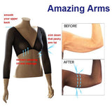 Plus Size Seamless Arm Shaper - tntonlife.com