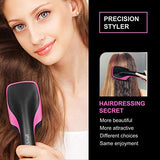 One Step Hair Dryer & Styler Hair Air Brush Negative Ion Hair Straightener for All Hair Type