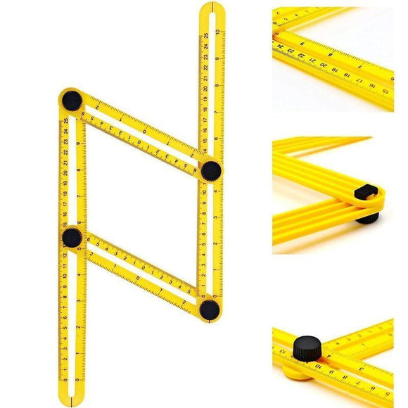 8-in-1 Universal Angularizer Ruler