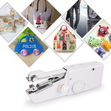 Mini Portable Handheld sewing machines - skrchic