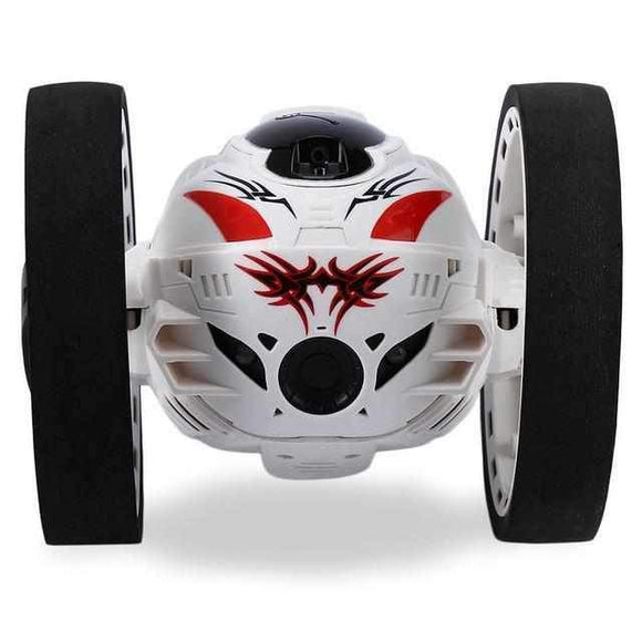 Leaping Dragon RC BounceCar with LED Laser Night Lights - KID FAVORITE!!!