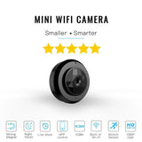 MINI REMOTE MONITORING WIFI CAMERA