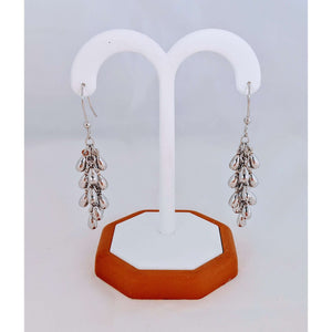 "Sterling Silver ""Chilli Peppers"" Earrings"