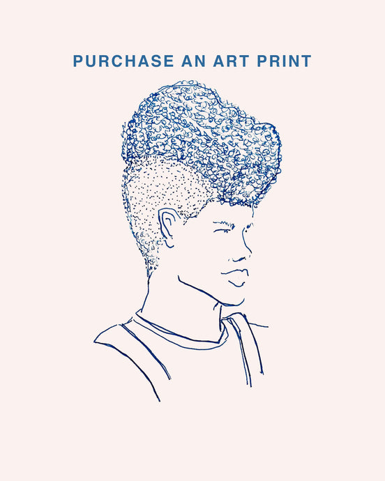 Shop The Feed -- Purchase A Custom Print