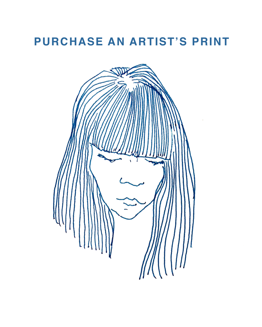 Shop the Feed -- Purchase An Artist's Print