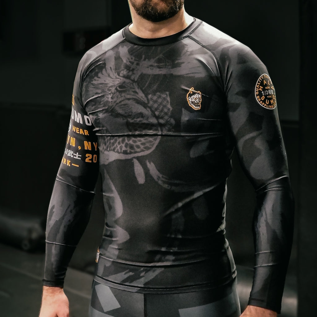 Damashii Rashguard Long Sleeve