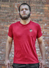 Bareknucles Club Tee Vintage Red