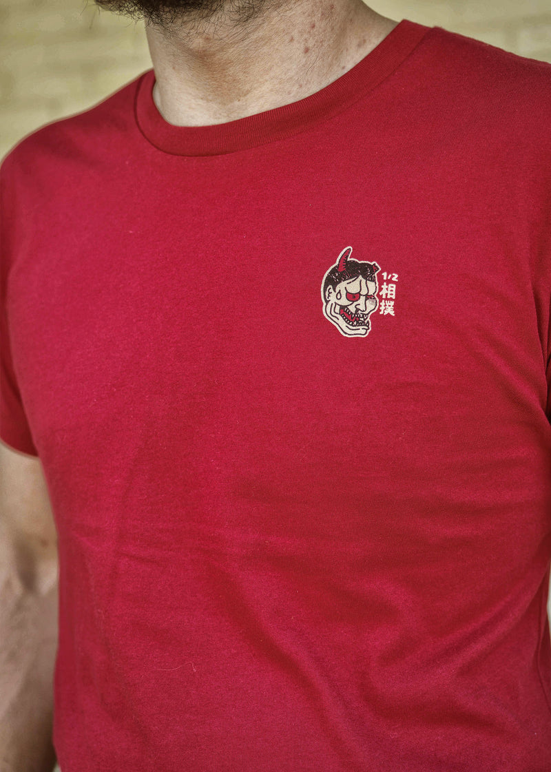 Bareknuckles Club Tee Vintage Red
