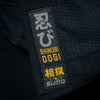 1/2 SUMO SHINOBI DOGI BLACK