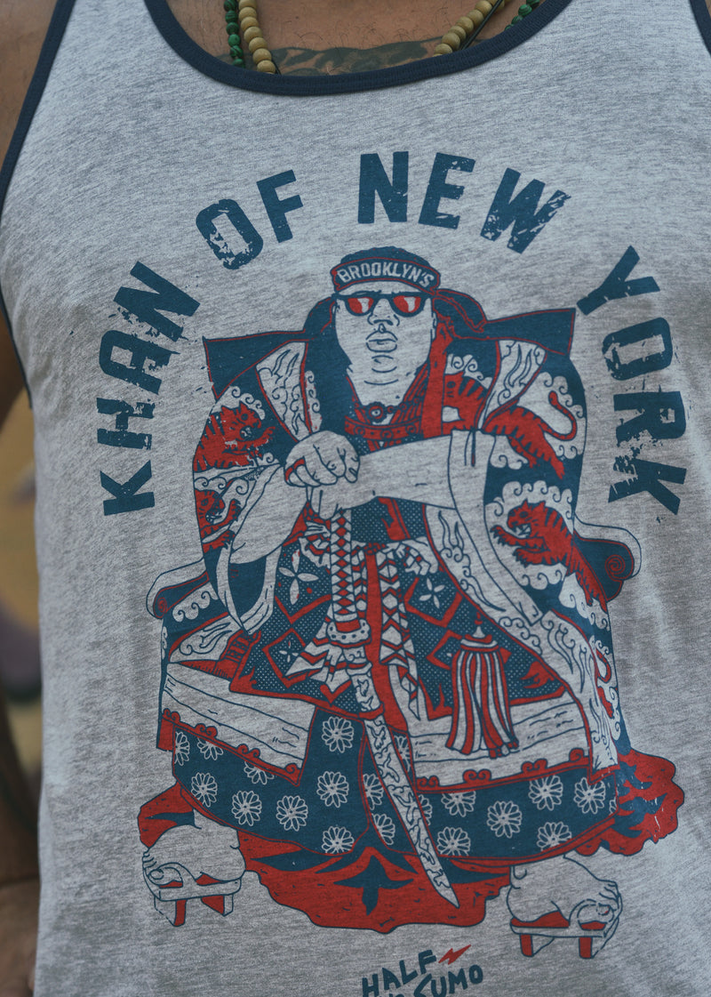 Khan of New York Tank Top
