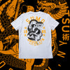 Black Mamba Tee White