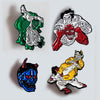 Bushido Pin Set 2
