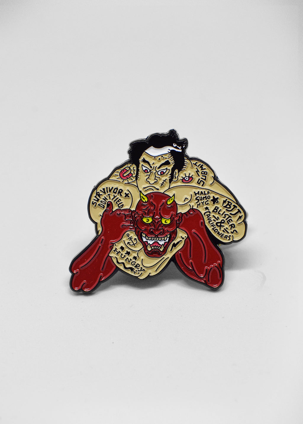 Bushido Pin Set