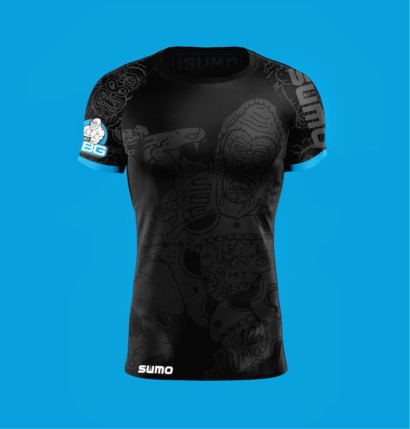 SBG Idaho Rashguard Short Sleeve