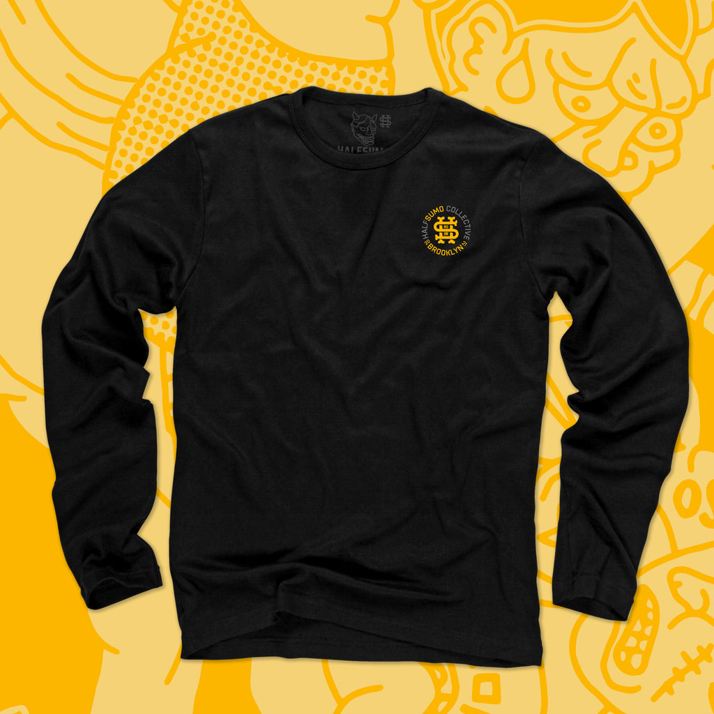 Sankaku Long Sleeve Tee