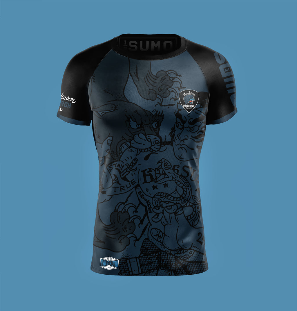 True Believer Rashguard Short Sleeve