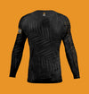 Teknica Rashguard Long Sleeve