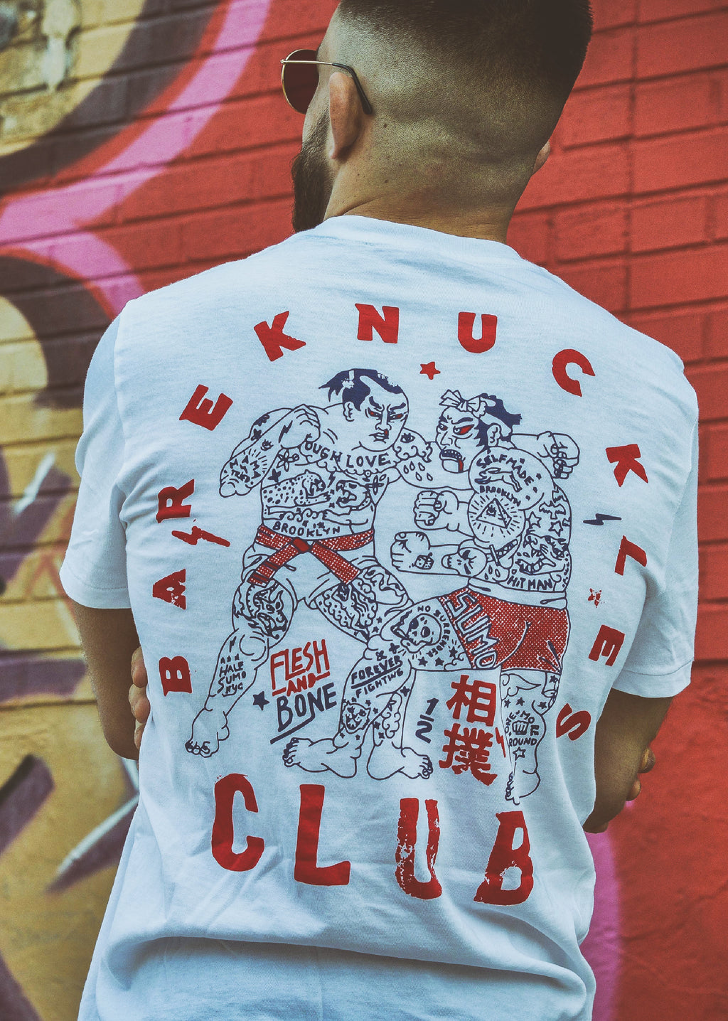 Bareknuckles Club Tee