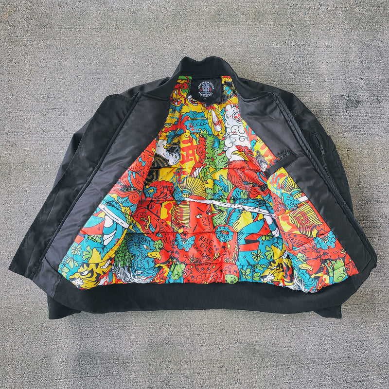 Bushido Aviator Jacket