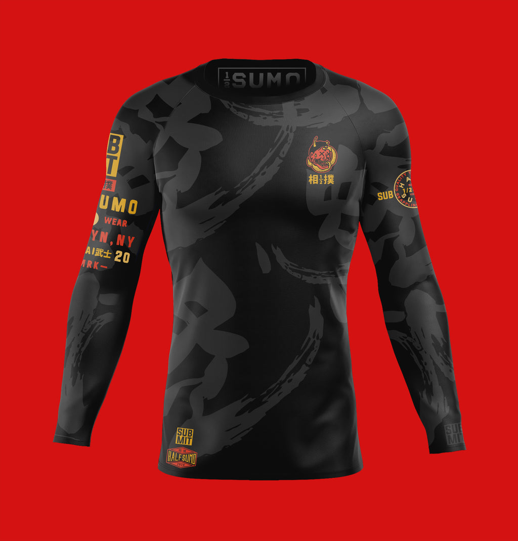 Position & Submission Rashguards