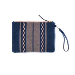 Vegan Clutch Wristlet