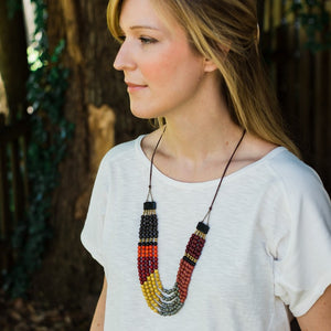 Tagua Nut Cayambe Necklace