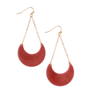 Handmade Tagua Earrings