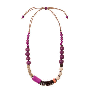 Handmade Acai Necklace