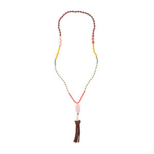 Handmade Mala Necklace