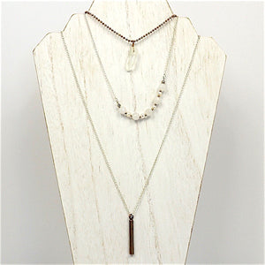 Handmade Sara Layer Necklace