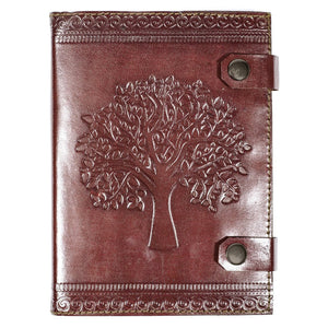 Handmade Tree of Life Journal