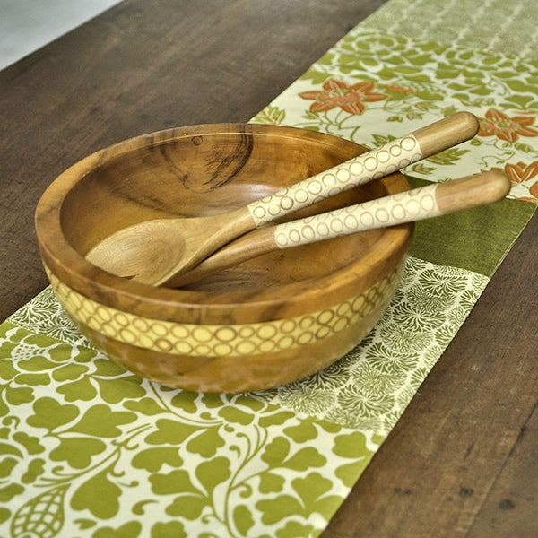 Hand Silk Long Table Runner