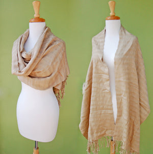 Natural Dye Shawl