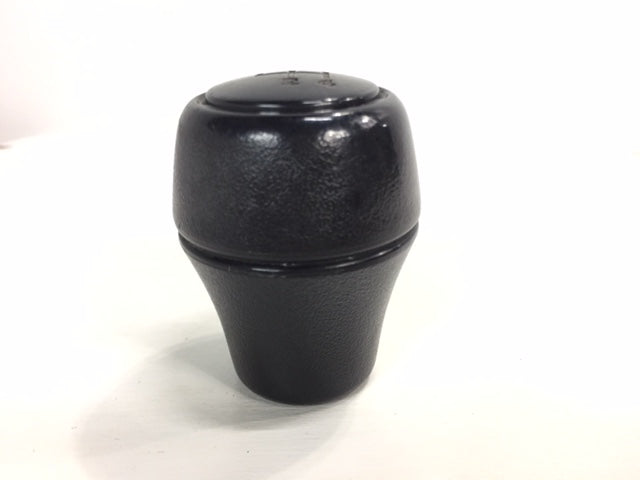 4-Speed Hard Plastic Shift Knob (Black)