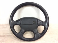 OEM European Leather Steering Wheel