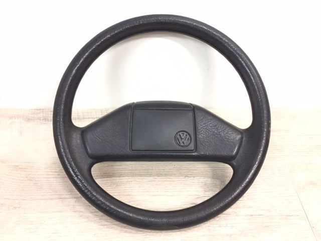 OEM European 2-Spoke Chubby Middle Steering Wheel