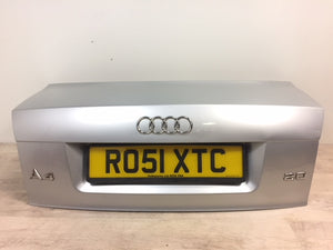 Audi A4 B6 European Trunk Lid